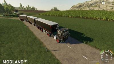 Sattelzug Paket - MAN v 1.2