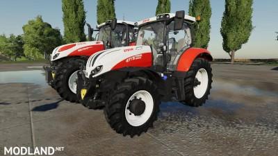 Steyr Tractor Pack v 1.0, 1 photo