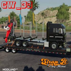 Man truck Pack w/ StrapIt byCW 33, 3 photo