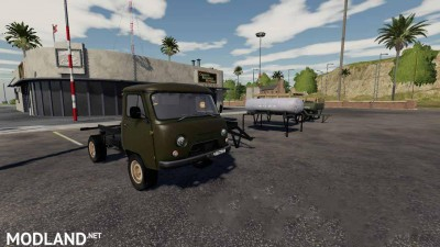 UAZ PACK v 1.0 - External Download image