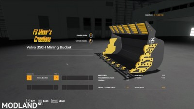 Volvo Mining Pack v 1.0, 2 photo