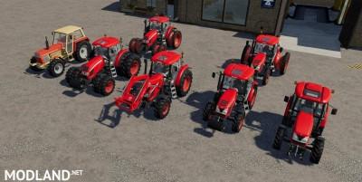 Zetor Tractors Pack v 1.1, 1 photo