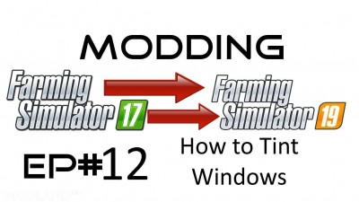 How to tint Windows - texture pack v 1.0, 1 photo