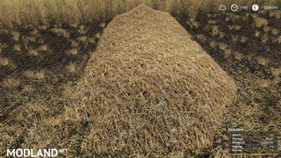 LS19 Real straw texture v 1.0