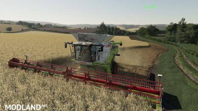 Realistic Cereal and Canola Crop Densities v 1.0, 6 photo