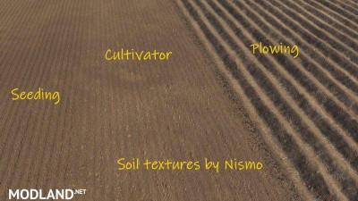Soil textures v 1.0, 1 photo