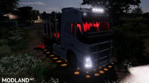 Volvo FH16 Forest Truck v 1.1, 1 photo