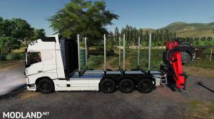 Volvo FH16 Forest Truck v 1.1, 2 photo