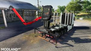 Volvo FH16 Forest Truck v 1.1, 4 photo