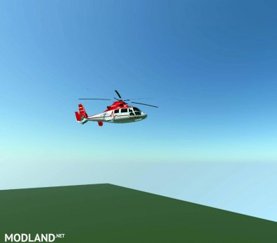 Airplane & Helicopter Animations FS19 v 1.0, 3 photo