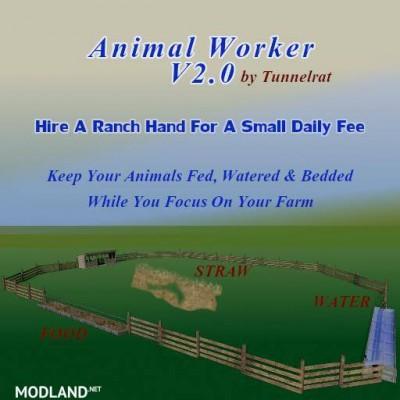 Animal Worker v 2.0, 1 photo
