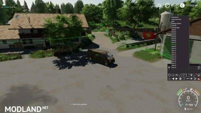Autodrive courses for the map Hof Bergmann v 1.0.4