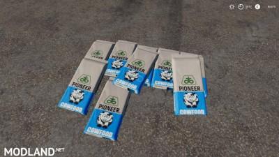 Big Pioneer Animal Food Bag pack v 2.0, 3 photo