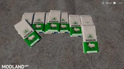 Big Pioneer Animal Food Bag pack v 2.0, 4 photo