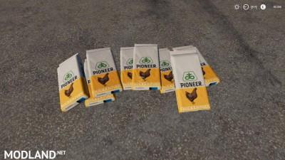 Big Pioneer Animal Food Bag pack v 2.0, 1 photo