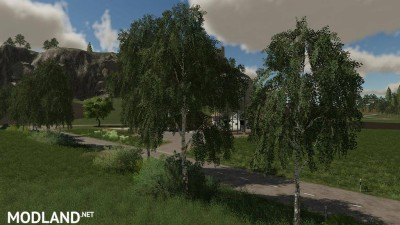 Birch Tree Prefab (Prefab) v 1.0