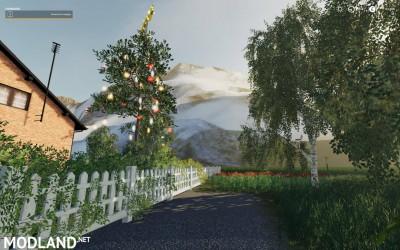 Christmas Tree Placeable Beta