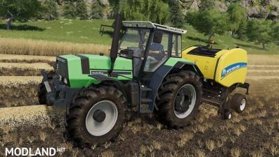 Deutz AgroStar 661 v 1.0