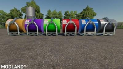 Diesel Fuel Tank v 1.0