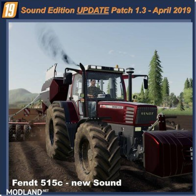 Fendt 500 Vario Sound Edition by SmlehliW v 1.3, 2 photo