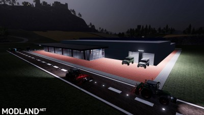 FS19 Placeable Dealership v 1.0, 4 photo