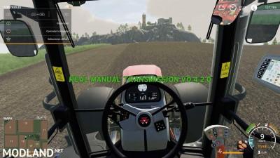 FS 19 Real Manual Transmission v 0.4.2 - External Download image