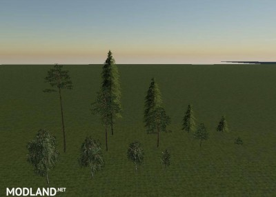 FS19 Trees v 1.0, 1 photo