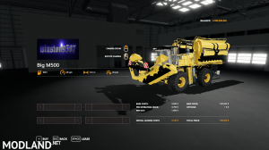 FS 19 Cat Mower Pack