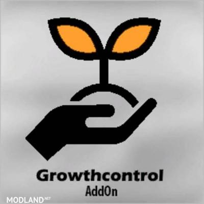 GrowthControl AddOn v 1.0