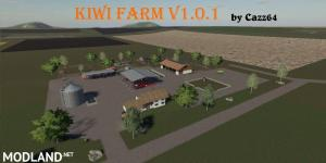 KIWI FARM STARTER MAP 4X v 1.0.1, 3 photo