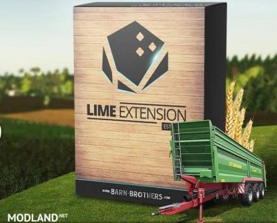 Lime Extension / Kalk Erweiterung v 1.0, 1 photo