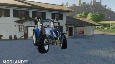 New Holland T5 Chip Tunning v 1.0, 3 photo