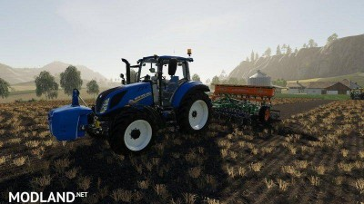 New Holland T5 Chip Tunning v 1.0, 1 photo