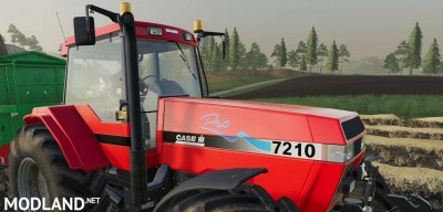 New load/run sound for Case IH Magnum 7200 Pro Series v1.0, 1 photo