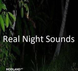 Real Night Sounds v 1.0