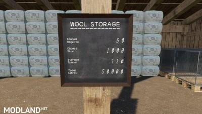 Wool Storage v 1.0, 3 photo