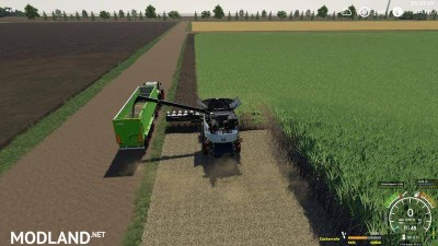 Zuckerrohr Ernter Pack v 1.5.1, 1 photo