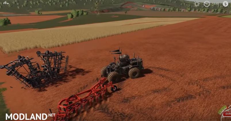 FS 19 Battle Tractor v 1 1