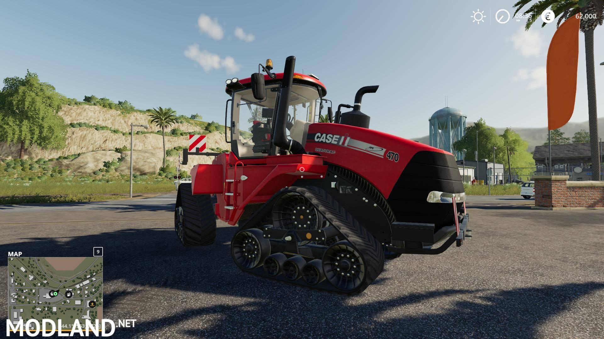 Farming simulator 2019 case tractor mods