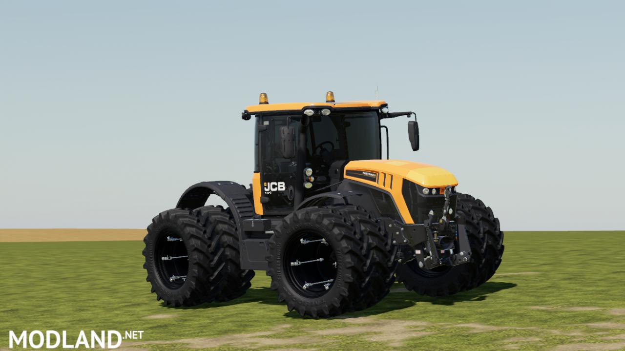 JCB Fastrac 4220 Xtra