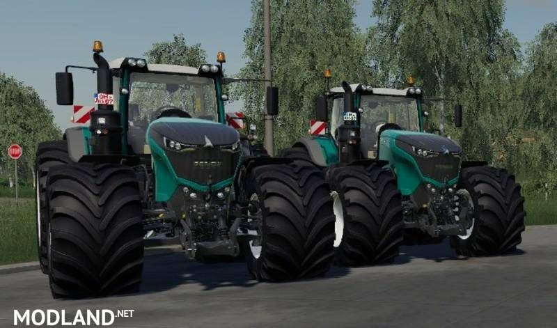 Fendt 1000 Vario by Alex Blue