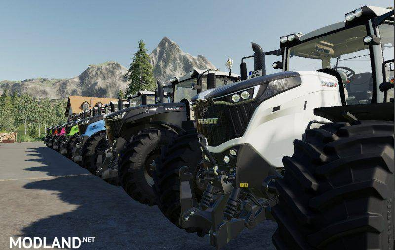 FENDT 1050 TUNING EDITION