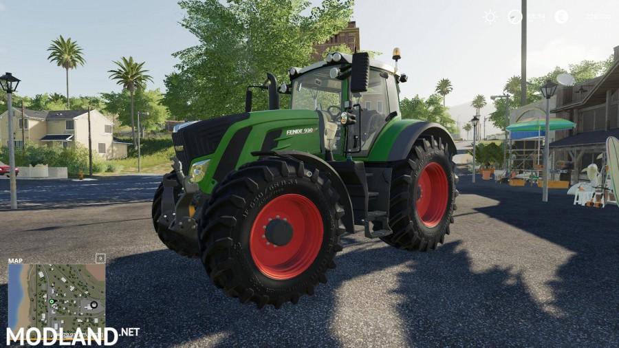 Fendt 900 Vario S4 Full option