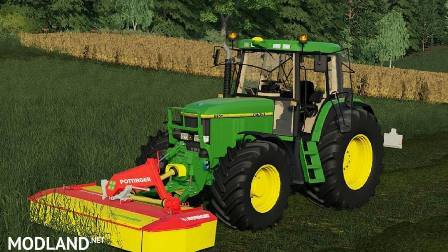 John Deere 6x10 Serie