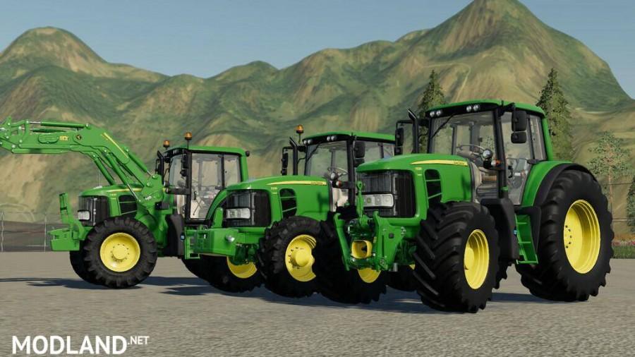 John Deere 7030 Premium Series