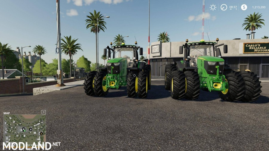 John Deere Pack USA