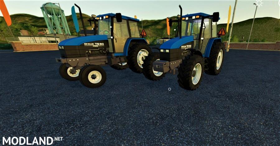 New Holland TS Series U.S.