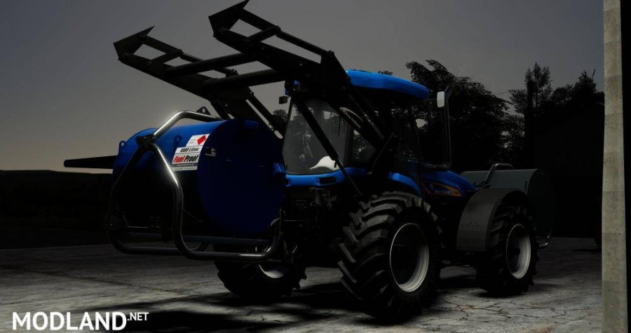 New Holland TV 6070