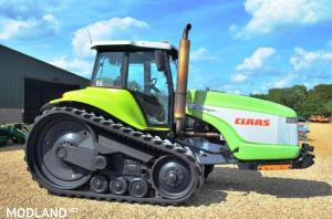 CLAAS Challenger 55 Crawler Tractor V2.5, 2 photo
