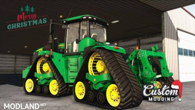 2019 John Deere 9RX North American and Europe v 1.0, 4 photo